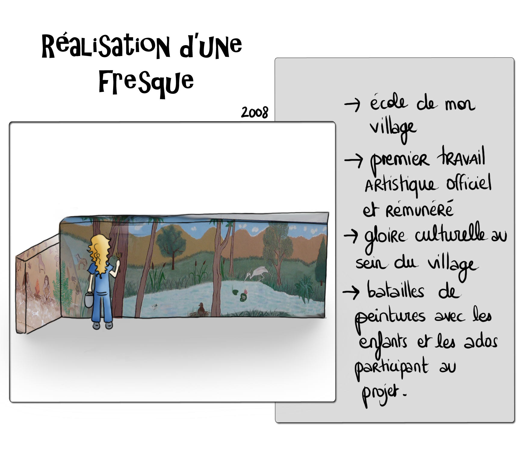le strip du petit cv illustr u00e9
